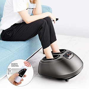 How to use a foot massager