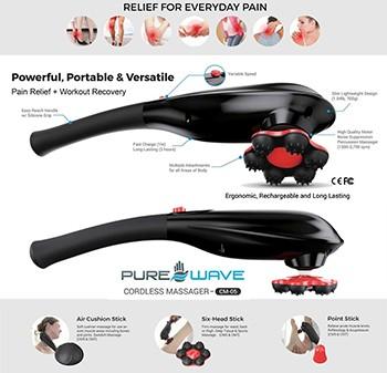Pure Wave Massager CM5 Reviews