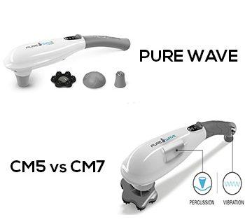 Pure wave cm5 vs cm7