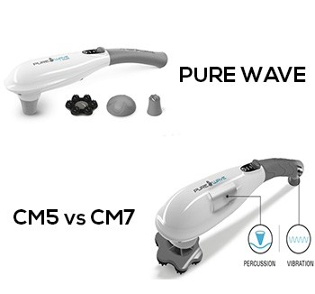 Pure wave cm5 vs cm7