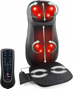 Zyllion Shiatsu Back and Neck Massager
