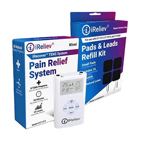 Best Wireless Tens Unit - Ultimate Buying Guide for Reduce Back Pain? 8