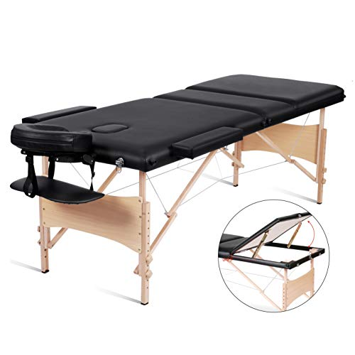 Best Portable Massage Table - Buying Guide & Review 11