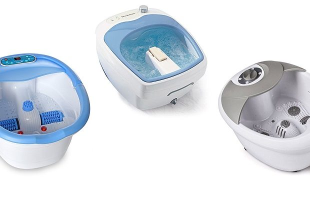 IVATION FOOT SPA MASSAGERS