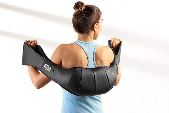 How to Use Back Massager