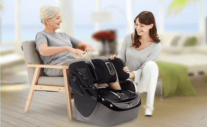 benefits of foot massage machine