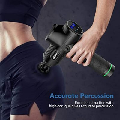 how to use massage gun