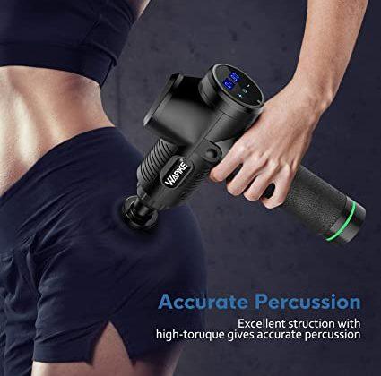 how to use massage gun