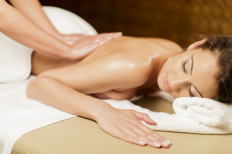 how to prepare for a massage