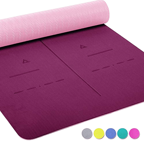 The Absolute Best Yoga Mat for Carpet Reviews in 2020 [Expert Guide] 12