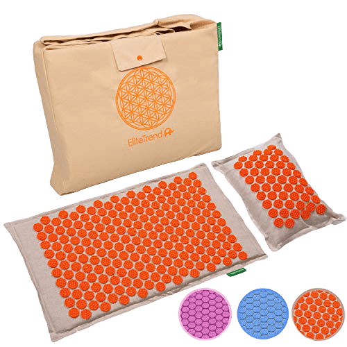 Best Acupressure Mats Buyer Guide & Reviews in 2020 [Expert Picks] 15
