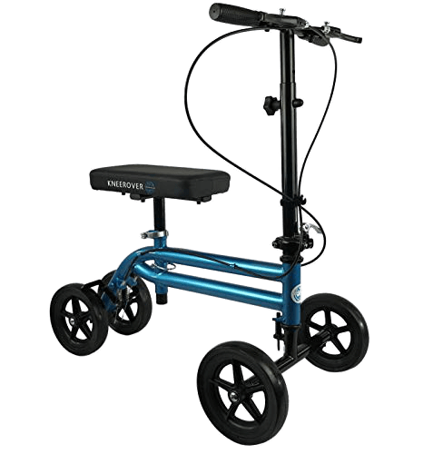 Best Knee Scooter for Healing - Buyer Guide & Reviews in 2021 16
