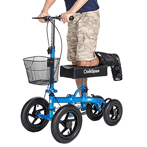 Best Knee Scooter for Healing - Buyer Guide & Reviews in 2021 18