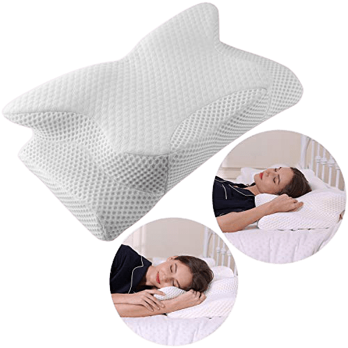 Best Pillow for Shoulder Pain Back Sleeper Reviews in 2020 [Expert Guide] 12