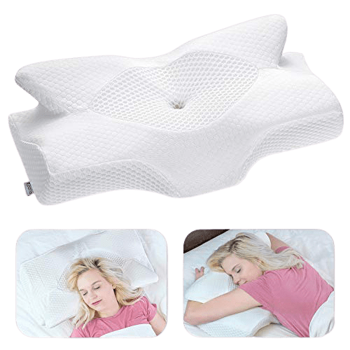 Best Pillow for Shoulder Pain Back Sleeper Reviews in 2020 [Expert Guide] 13