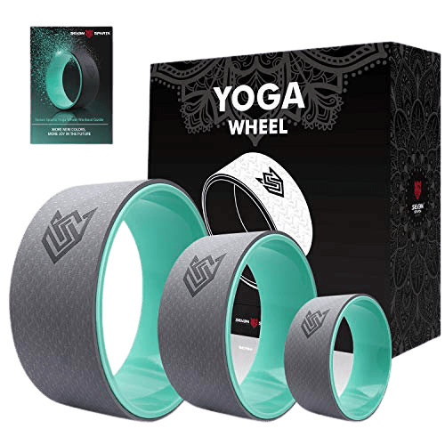 Best Yoga Wheels To Support Your Yoga Practice & Reviews in 2021 [Expert Guide] 17