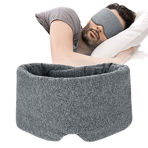 9 Best Sleep Mask Review for Side Sleepers-2021[Expert Pick] 13