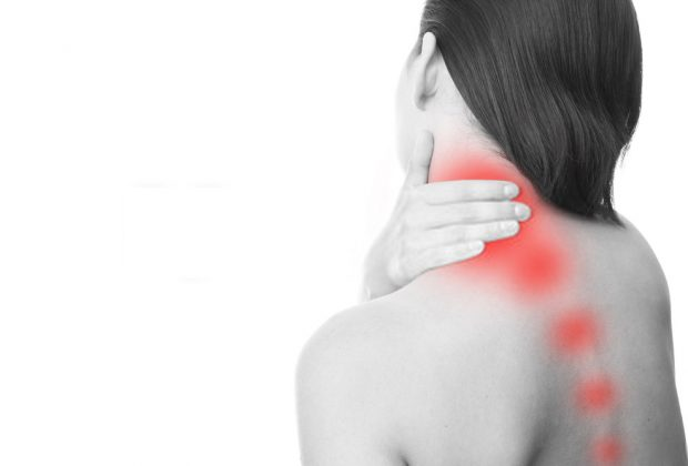 how to heal neck pain