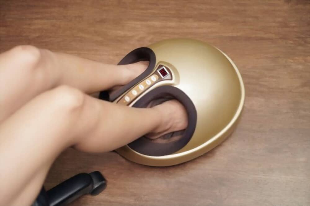 Belmint Shiatsu Foot Massager Review