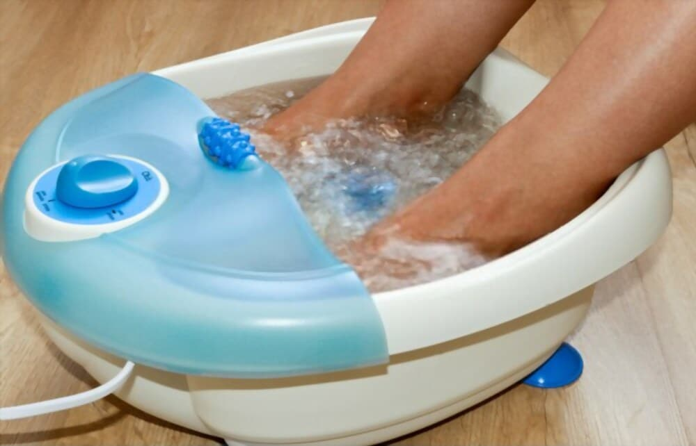 Conair Foot Spa Review