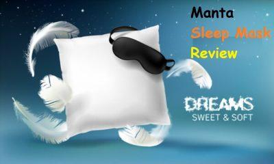 Manta Sleep Mask Review